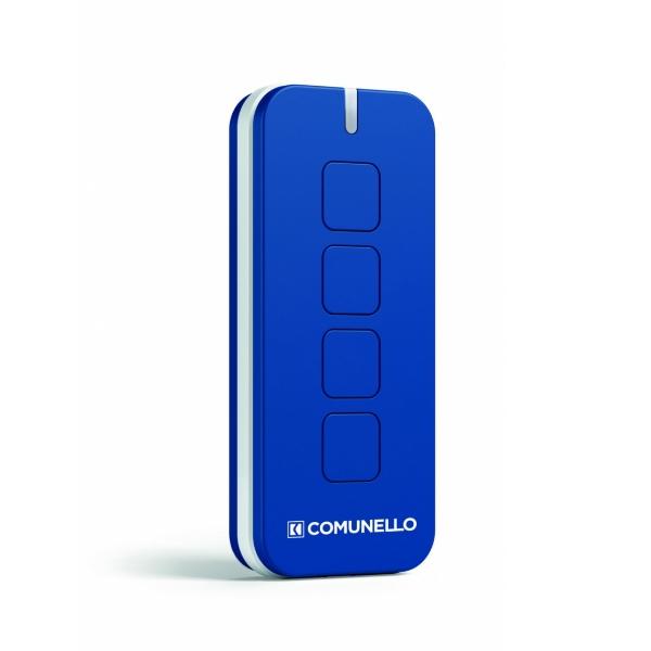 Пульт для автоматики Comunello Vic-4 blue
