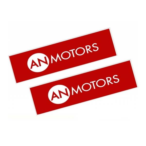 Cветоотражающие наклейки AN-MOTORS AST