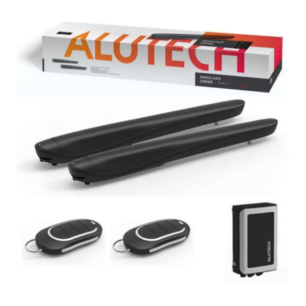 Автоматика для распашных ворот Alutech AM5000 KIT (комплект)