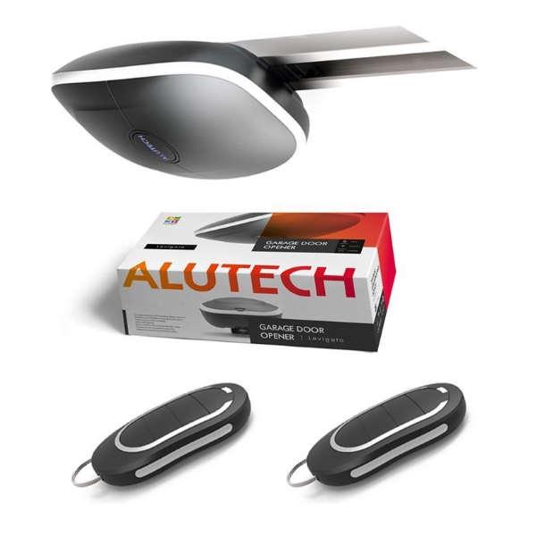 Автоматика для гаражных ворот Alutech LG-800 (комплект с рейкой приводной LGR-3600C)