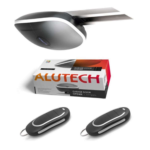 Автоматика для гаражных ворот Alutech LG-800 (комплект с рейкой приводной LGR-4200C)