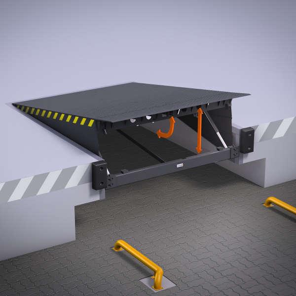 Уравнительная платформа Alutech SL (NL 3500, NW 2000)