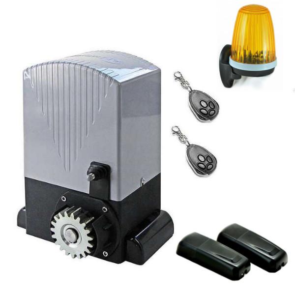 Автоматика для откатных ворот AN-Motors ASL1000KITS (комплект)