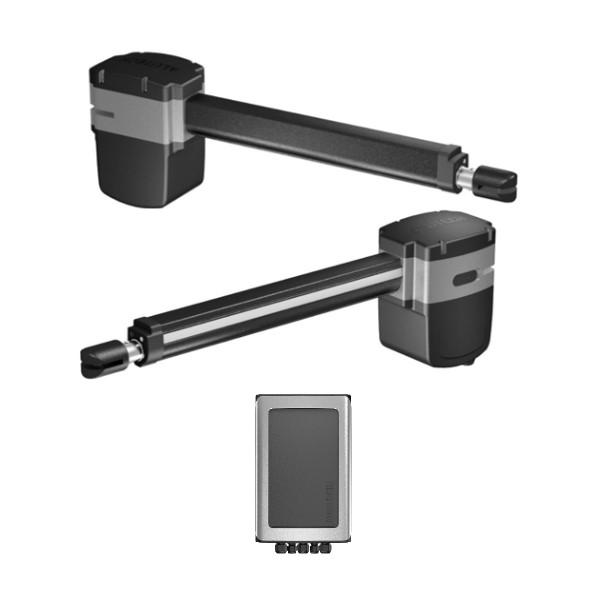 Автоматика для распашных ворот Alutech SC-3000SKIT-N (комплект)