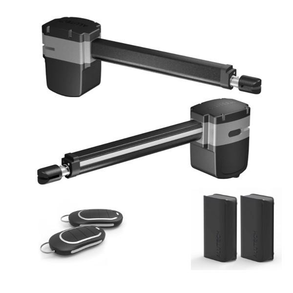 Автоматика для распашных ворот Alutech SC-3000SKIT (комплект стандарт)