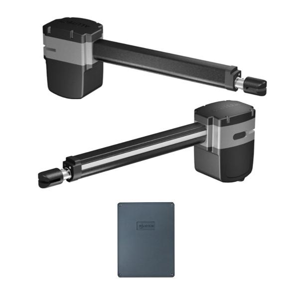 Автоматика для распашных ворот Alutech SC-3000SKIT (комплект)