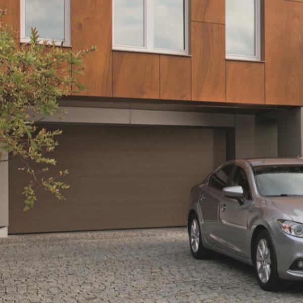 Секционные гаражные ворота Alutech Prestige 2500 х 2250