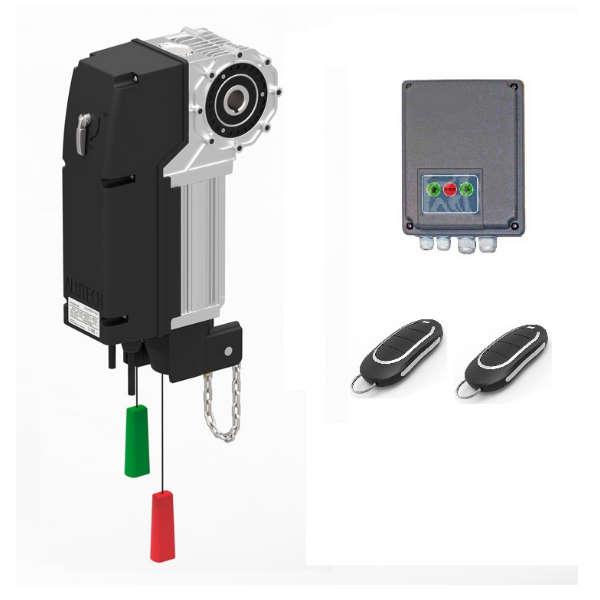 Автоматика для промышленных ворот Alutech TR-10024-400 KIT (комплект)