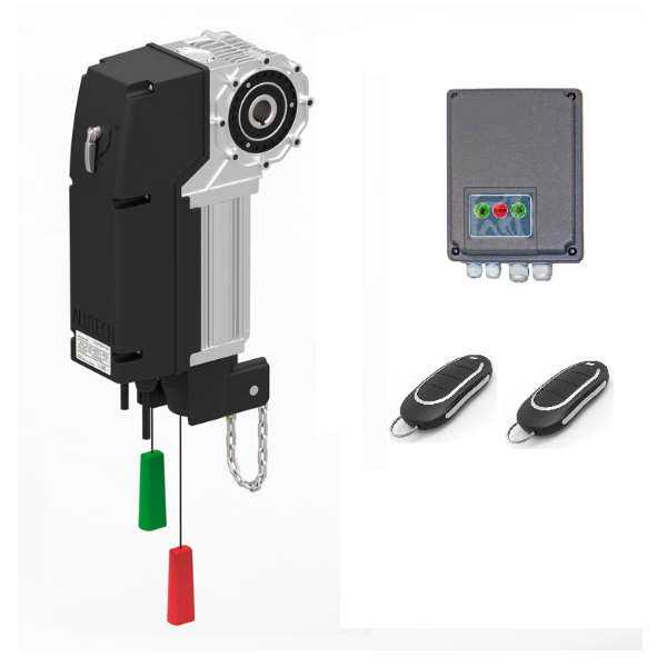 Автоматика для промышленных ворот Alutech TR-3531-230KIT (комплект комфорт плюс)